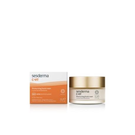 C-VIT Crema facial hidratante SESDERMA
