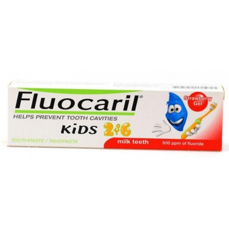 Fluocaril Kids 50 ml.