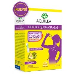 Aquilea Detox + Quemagrasas