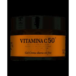 Crema diaria Vitamina C-50....