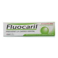 Fluocaril Bi-Fluoré 250 Menta 75 ml.