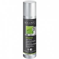 Desodorante Spray Mann Logona.
